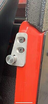 Cj7 Door Striker Conversion -