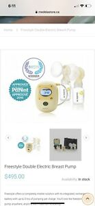 Medela top mode Freestyle breast pump
