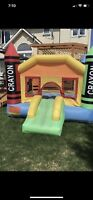 Bouncy castle rental and bouncy house