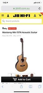 Monterey MA 15TN (brand new!)