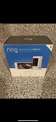 Ring Stick Up Indoor/Outdoor Wire Free Security Camera. Best Deal On