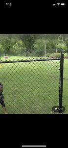 Looking for a chain link fence