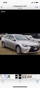 Camry hybrid for rent