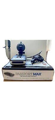 Neuer Escort PASSPORT MAX Radarwarner