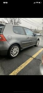 2007 GTI new mvi in September, lots of new work