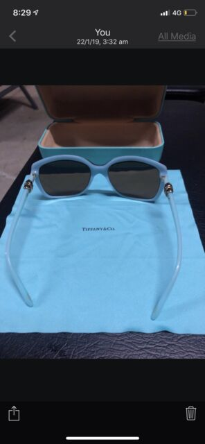 0bc092b8ecfc Genuine Tiffany an co designer sunglasses in the box