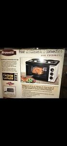 Convection and Rotisserie Oven