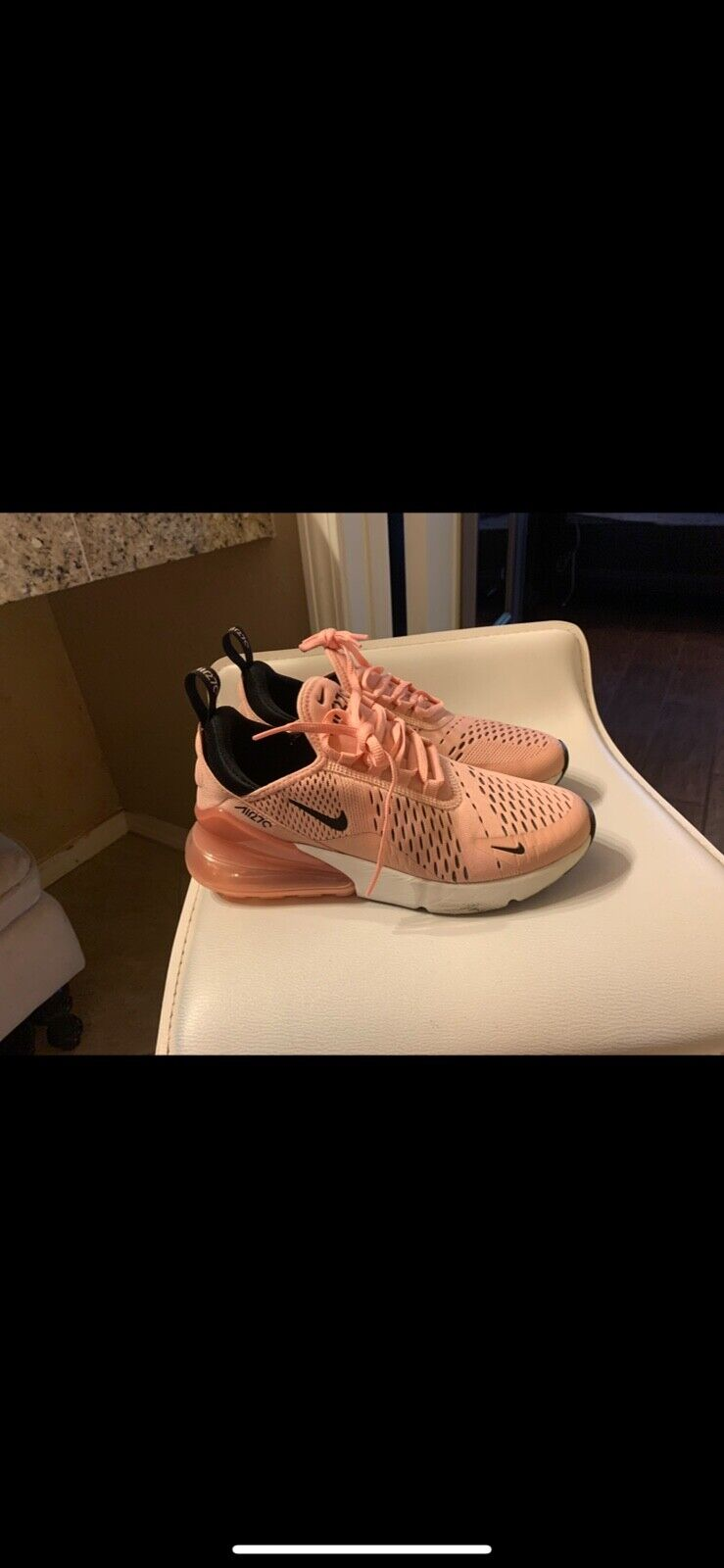 nike air max 270 womens 7 mint condition