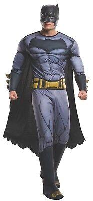 Batman Halloween Costume For Men (Adult Men's DC Comics BATMAN Halloween Costume - Standard and XL)