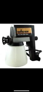 Wanted electric paint/stain sprayer