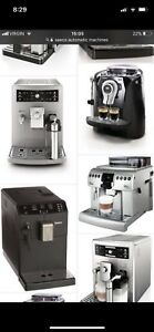 Looking for buy broken saeco jura automatic espresso machines