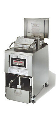 Henny Penny High Volume Gas Pressure Fryer Model Pfe691 Cook To 24lbs