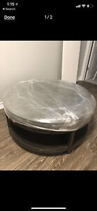 Coffee table/foot rest for sale