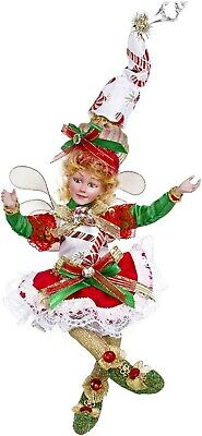 "[Mark Roberts Fairies - Peppermint Patty Fairy 51-05816 Small 9.5"" Figurine </Title]"
