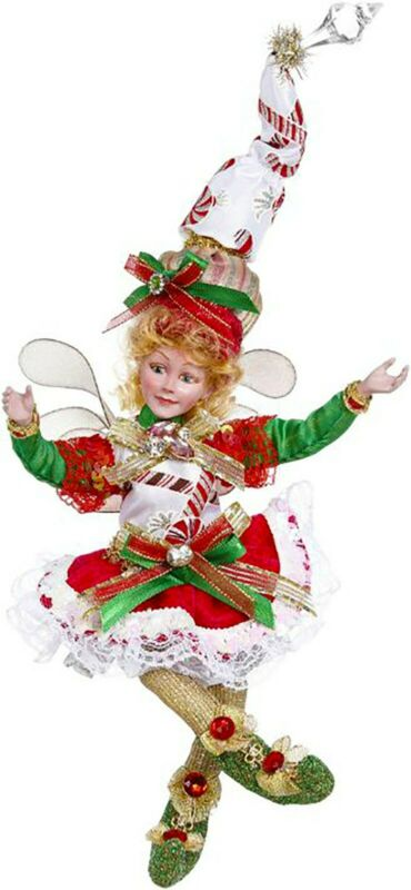 "Mark Roberts Fairies - Peppermint Patty Fairy 51-05816 Small 9.5"" Figurine"