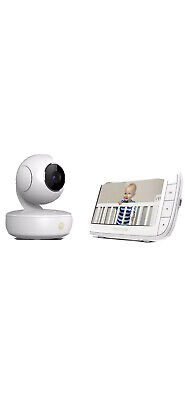 Motorola MBP36XL Portable Video Baby Monitor - White