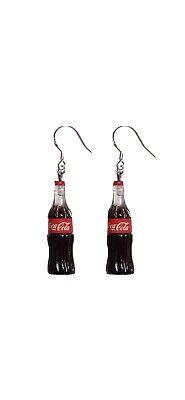 Coca Cola Bottle Earrings US seller