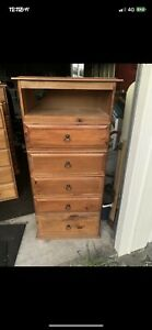 Chest of drawers tallboy