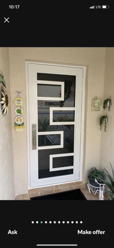 impact windows and door