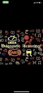 Diagnostic Scanning for pretty much ANY car and ANY light