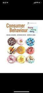 Consumer Behaviour: Buying, Having, Being