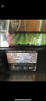 Hoshizaki Counter Showcase Fridge Restaurant Appliance Sushi