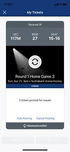 Toronto Maple Leafs and Boston game 6 3:00pm
