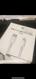 APPLE  LIGHTING  USB