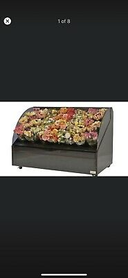 Used Floraltech Floral Cooler With Buckets Untested Retails 3000