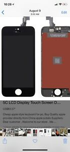 IPhone Lcd glass repair for best price in town ip6 69.99