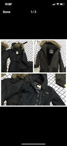 Winter jacket women tna Abercrombie