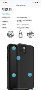 iPhone 11 lifeproof case