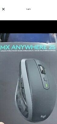 Logitech MX Anywhere 2S Wireless Mouse FREE FAST SHIP WITH TRACKING BRAND NEW!!