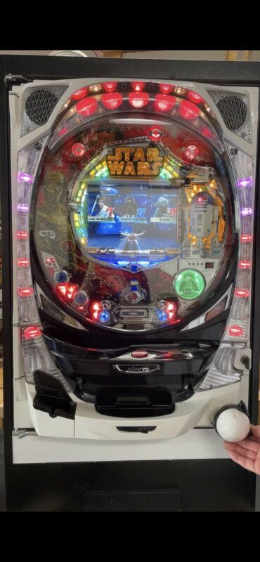 Star Wars Pachinko Pinball Slot Machine Game