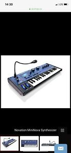 Brand new in box novation mininova