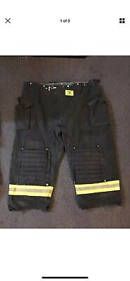 Morning Pride Gear Bunker Pants Turnout Pants Fdny Style Size 54x28