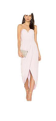 NWT Shona Joy U Wire Bustier Dress