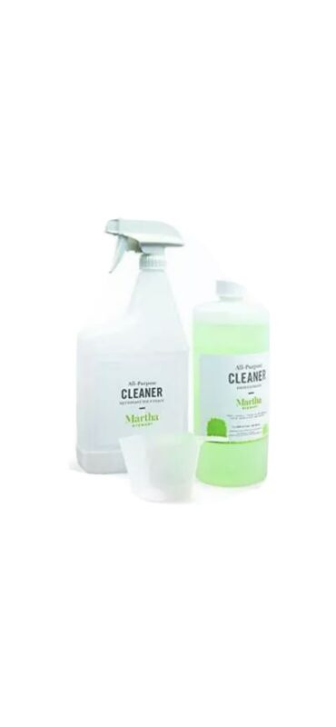 MARTHA STEWART MTS-APC1Q Indoor/Outdoor All-Purpose Super Cleaner Concentrate