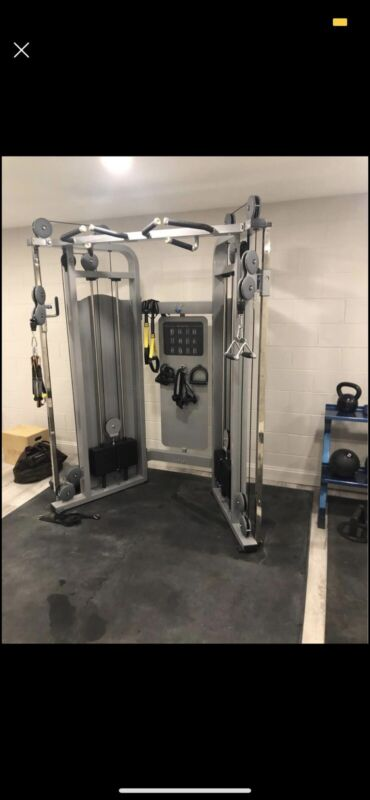 New Verta Fitness Dual Stack Commercial Functional Trainer