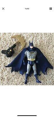Vintage Batman Dark Knight Collection Iron Winch Batman Kenner 1990. Loose