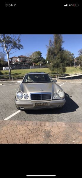 Mercedes Benz E320 Five Dock Canada Bay Area Image 2. 1 Of 10