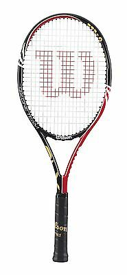 Wilson Blx Six.one Team Tennis Racquet - 4 1/2 - 6.1 95 Racket -rg$200