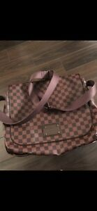 Louis Vuitton laptop bag messenger bag