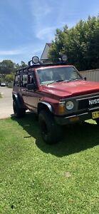1994 Nissan Patrol St30 (4x4) 5 Sp Manual 4x4 4d Wagon