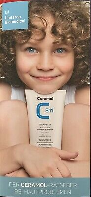 Ceramol 311 Basiscreme Körpercreme Creme Lotion Trockene Haut 400 ml OVP 23,90€