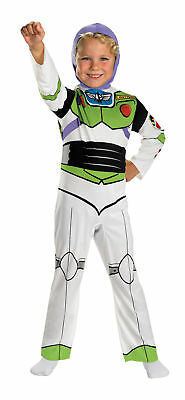 Toy Story Buzz Lightyear Standard Child Costume Movie Disguise 5230 Halloween