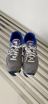 New Balance 574 Women Size US 7 Grey Suede