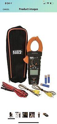 Klein Tools Cl450 Hvac Clamp Meter