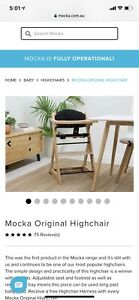 Mocka high chair