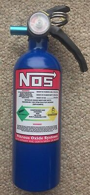 Hot Rod Nitrous Oxide Bottle Look Car Boat Rv Fire Extinguisher. Rat Truck New